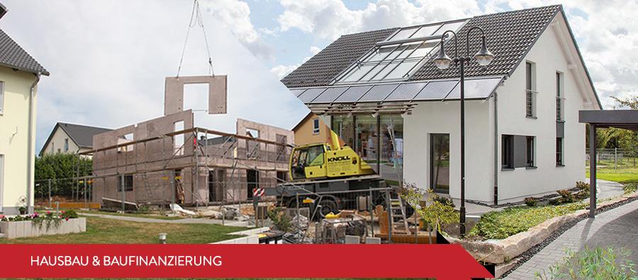 Hausbau & Baufinanzierung mit BAUFI ROTH